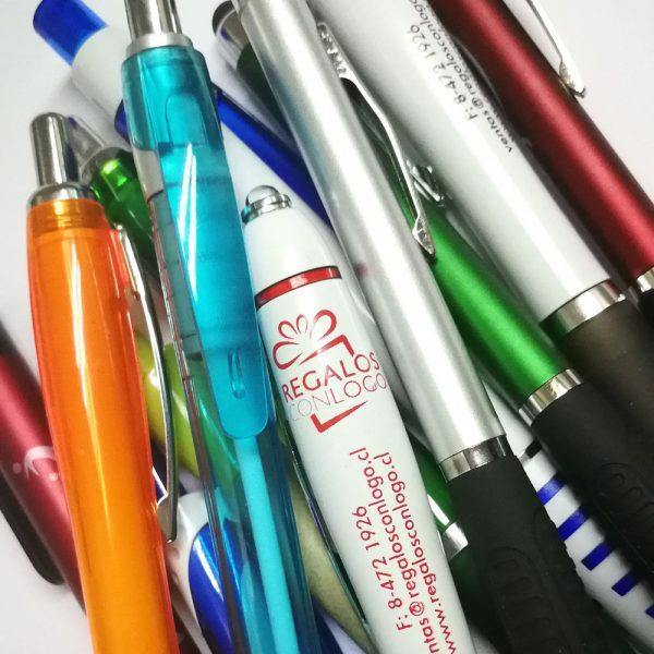 Lápices Plásticos