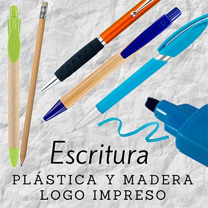 Lápices Plásticos y Otros